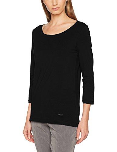 Multicolore Hechter Daniel Donna T shirt schwarz 990 weiß U4xFpq