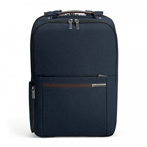 Briggs & Riley Kinzie Street Medium Backpack, Navy by Briggs & Riley