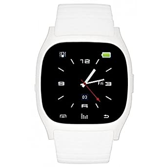 Eclock Mixte Adulte Digital Quartz Montre avec Bracelet en Caoutchouc EK-B1