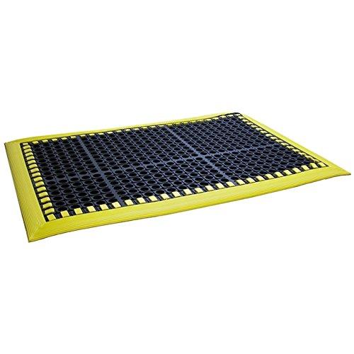 SPC Industrial M33784 Yellow Border Add-a-Level Mat 36x36x7//8 36x36x7//8
