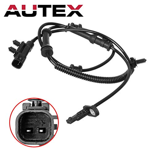 - AUTEX 1pc Front ABS Wheel Speed Sensor 56029447AF 56029447AE compatible with Jeep Grand Cherokee 2011 2012 2013 2014 2015 11 12 13 14 15/Dodge Durango 2011 2012 2013 2014 2015 11 12 3.0L 3.6L 5.7L