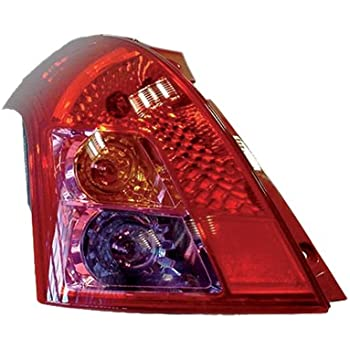 Rear Tail Lamp Pair Interior Side Magneti Marelli for Skoda Superb 2009-2012
