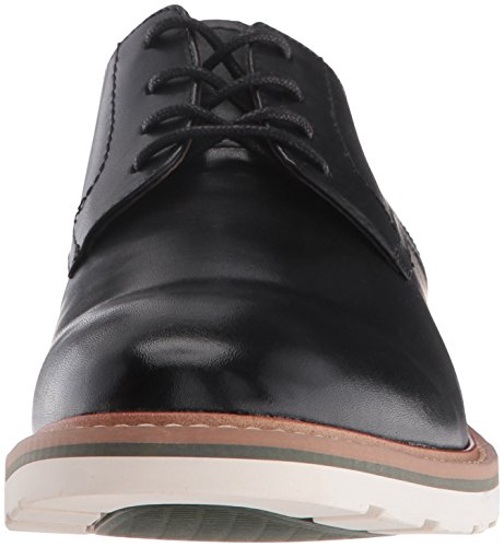 Aldo Mens Creemore Oxford Zwart Leer