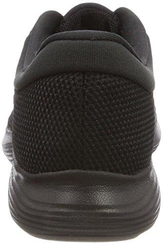 Nike Wmns Nike Revolution 4EU–Chaussures de running, femme, noir (Black/white-anthracite)