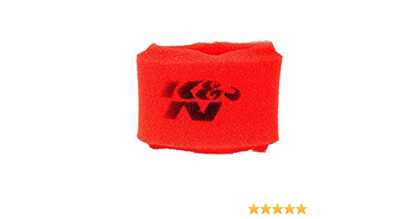 K/&N 25-1691 Red Oiled Foam Precleaner Filter Wrap For Your K/&N SU-1691 Filter