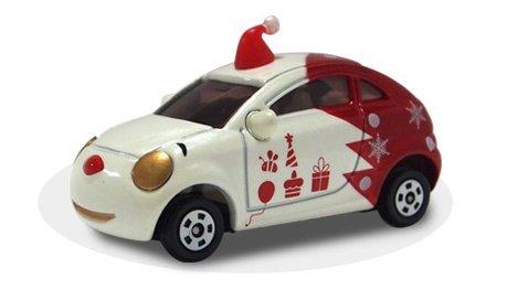 コロット クリスマスエディション2013 くまのプーさん(ゴールド×ホワイト) 特別仕様車 「トミカ ディズニーモータース」