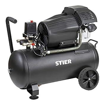 Toro Compresor LKT 480 - 8 de 50 para herramienta de aire comprimido, 2200 W, 10 bar, depósito Volumen 50L, 41 kg: Amazon.es: Bricolaje y herramientas