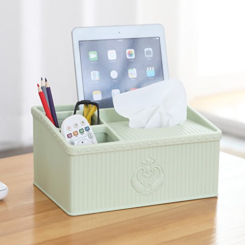 LBTSQ-Multi-funktions-gewebe-karton Plastik Plastik Plastik Remote Control Box Box Wohnzimmer hausmüll Papier karton.grüne B07DPSZF3P | Grüne, neue Technologie  | Haltbarer Service  | Perfekt In Verarbeitung  c92480