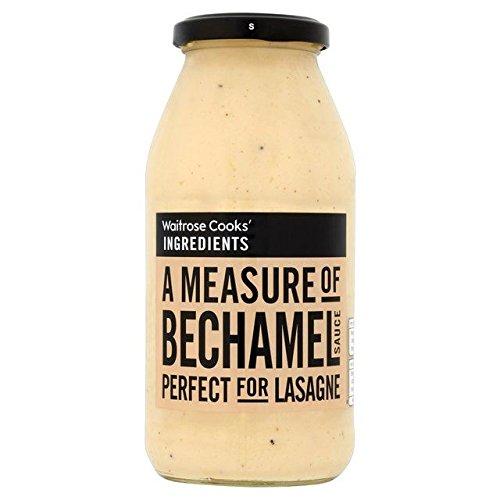 (Cook's Ingredients Bechamel Sauce Waitrose 500g - Pack of 2)
