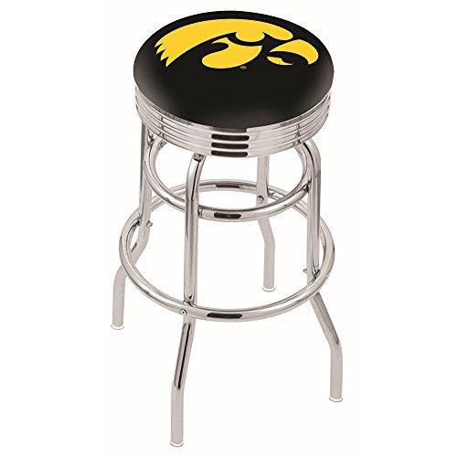 """NCAA Iowa Hawkeyes 30"""" Bar Stool"""