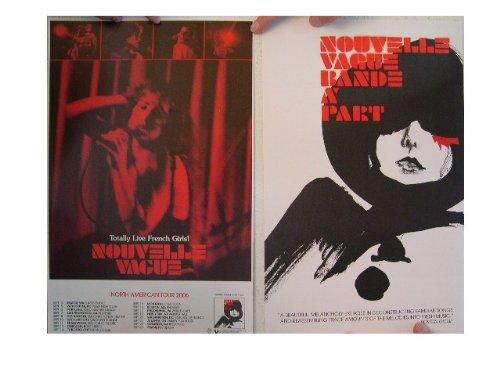 Nouvelle Vague Poster 2 Sided Bande A Part
