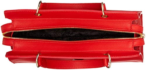 Rosso Pu Cartables Borsa Rouge Moschino poliestere Love wEqAY6A