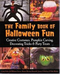 The Family Book of Halloween -