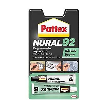 Pattex Nural 92 Pegamento reparador de plásticos, cola ...