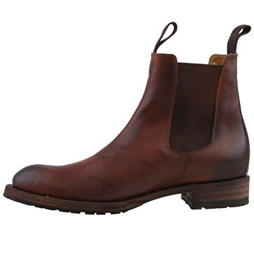 Sendra bottes chelsea 5595 marron