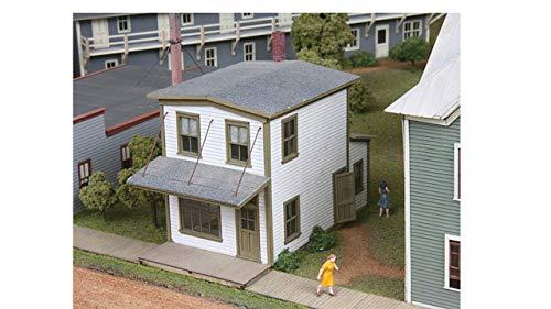 - American Model Builders HO Scale - Springfield Cafe