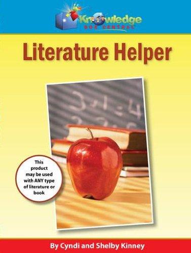 Download Literature Helper - CD ebook