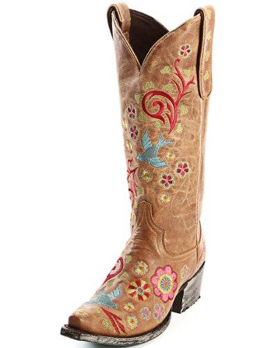 Rijstrook Groovy Meisje Multi Color Boot