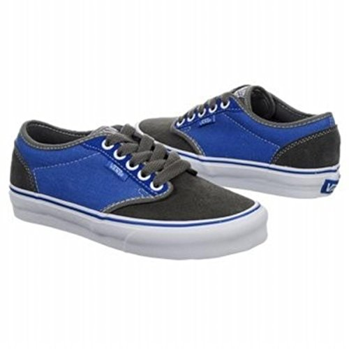 Charcoal Schuhe Blue Artwood Vans Skateboard O0qw8S