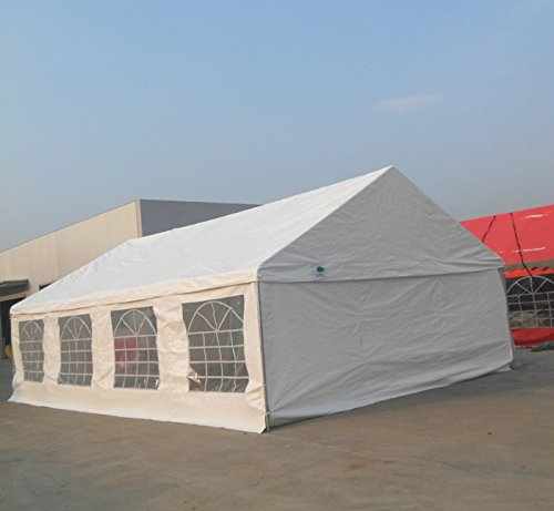 Shade Tree 20' x 30' Heavy Duty Event, Party, Wedding Tent, Canopy, Carport, w/Sidewalls Canopy Event Tent