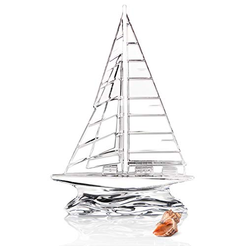 Waterford Crystal Sailboat Collectible