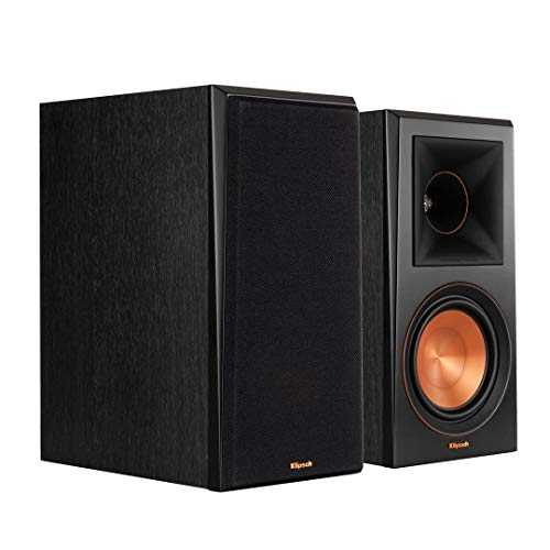 Klipsch RP-600M Reference Premiere Bookshelf Speakers – Pair (Ebony)
