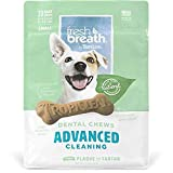 Cheap Tropiclean 20 Count Advanced Cleaning Dental Chews For Small Dogs