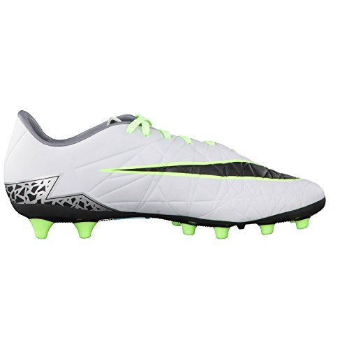 Platinum s Phelon Men Football Pro Hypervenom Black Nike Boots Plateado Pure Ag Green Ii ghost HBxPgwwq