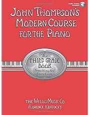 John Thompson's Modern Course for the Piano - Third Grade (Book/Audio)