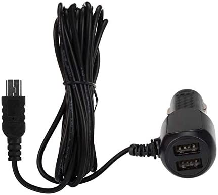 Taelectric Car Charger Vehicle Power Charging Cord for Garmin DriveSmart 50 LMTHD 50 LMTHD