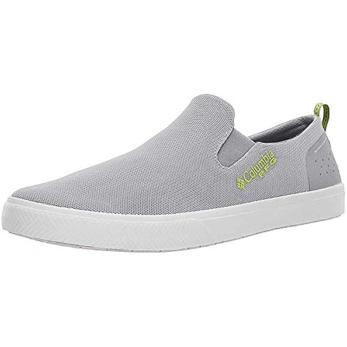 Columbia Men's Dorado Slip PFG Shoe, Water & Stain Resistant