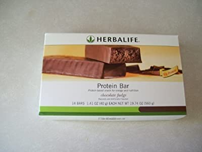Protein Bar Chocolate Coconut 14 Bars/Box by Herbalife