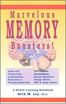 Marvelous Memory Boosters: Recharge Your Brain With Special Nutrients Proven to Boost Your Brain Power Download PDF ebooks