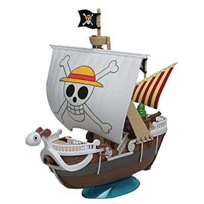 Bandai Hobby Going Merry Model Ship One Piece - Grand Ship Collection: Toys & Games