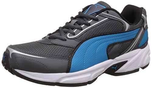 Puma Men's Aron Ind Dark Shadow, Blue Jewel Bl Running Shoes - 6...
