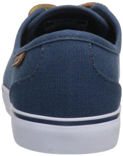 C1RCA CRIP CRIP-INS - Zapatillas de deporte de lona para hombre Azul (Blau (INSIGNIA BLUE INS))