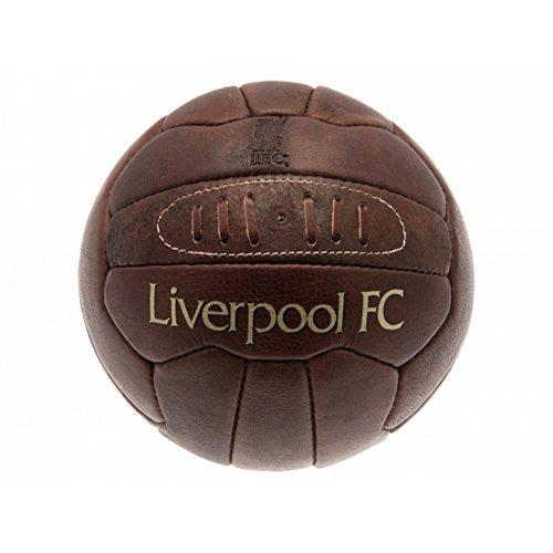 Retro Ball - Liverpool FC Official Retro Heritage