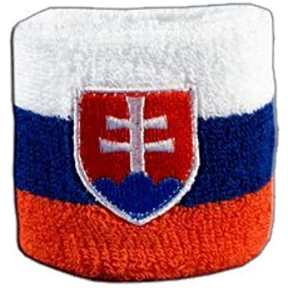 Digni reg Slovakia Wristband sweatband Set pieces Estimated Price £6.95 -