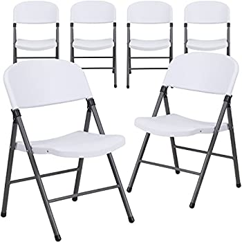 Amazon Com Flash Furniture 6 Pk Hercules Series 330 Lb