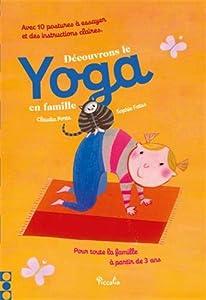 """Afficher """"Découvrons le yoga en famille"""""""