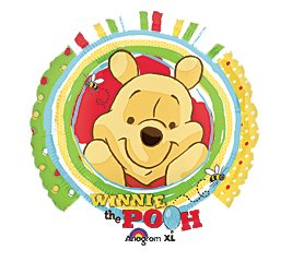 Winnie The Pooh Costume Party City (Amscan International Winnie The Pooh)