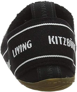 Living Kitzb/ühel Slipper Mit LK-Schriftzug /& Neopren Chaussons Bas gar/çon