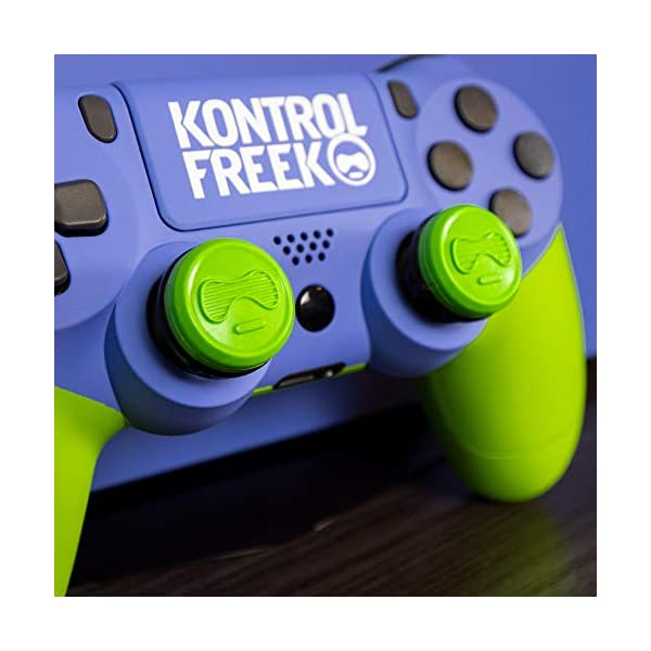 KontrolFreek Icon X CQC Signature Edition for PlayStation 4 (PS4) Controller   Performance Thumbsticks   2 Low-Rise… 7
