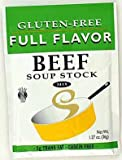 Full Flavor Foods Beef Stock Mix 1.27 Oz (12 Pack)