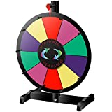 """Smartxchoices 15"""" Tabletop Spinning Prize Wheel 10"""