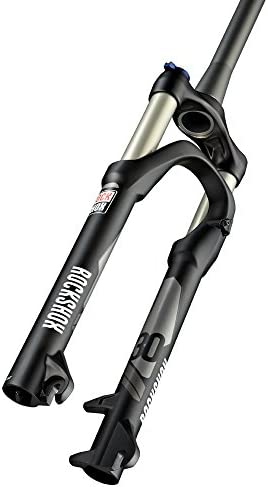 RockShox 30 Gold TK Tapered Steerer Crown Adjust Solo 120mm Air Fork, Black, 29-Inch by RockShox