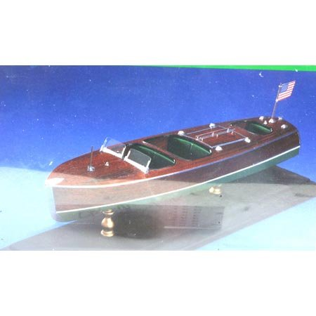 Wooden Boat Kit - 4