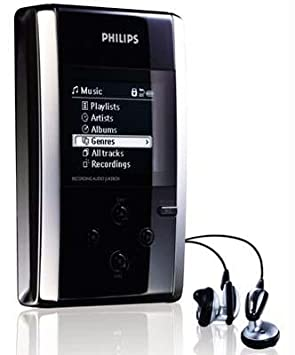 Philips HDD120/17 MP3 Player Windows 7 64-BIT
