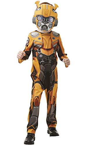 Official Transformers Bumblebee The Movie Costume