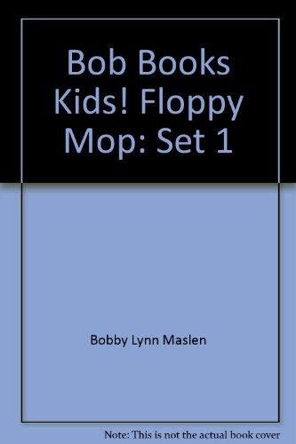 Bob Books Kids! Floppy Mop: Set 1